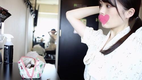 【オボワz☆ 投稿作品】圧倒的美少女 美しすぎる現役JD由香 透き通る白い肌と薄ピンクな発育途中な幼◉体型