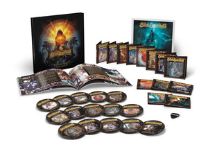 Blind Guardian - A Traveler's Guide To Space And Time (15 CD Box Set) (2013)