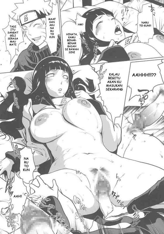 Komik Hentai Naruto Puas Ngentot Hinata