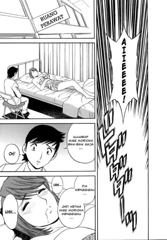 Komik Hentai PD Setelah Dientot Dokter