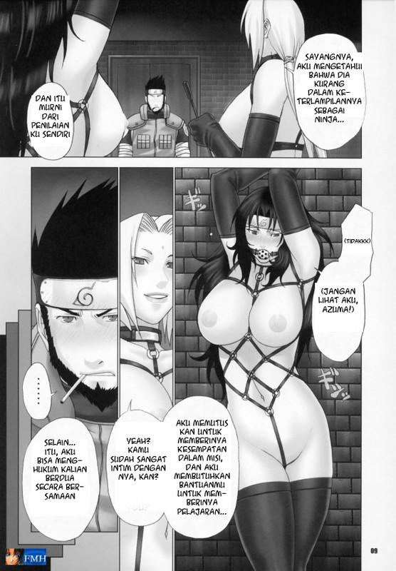 Komik Hentai Naruto - Birahi Sex Di Konoha