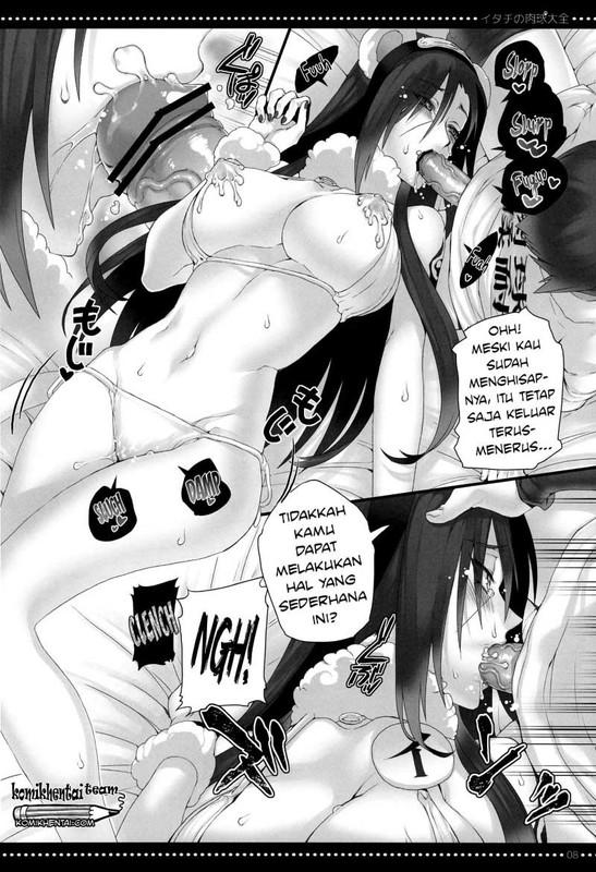 Komik Hentai Sasuke Ngentot Siluman Kucing