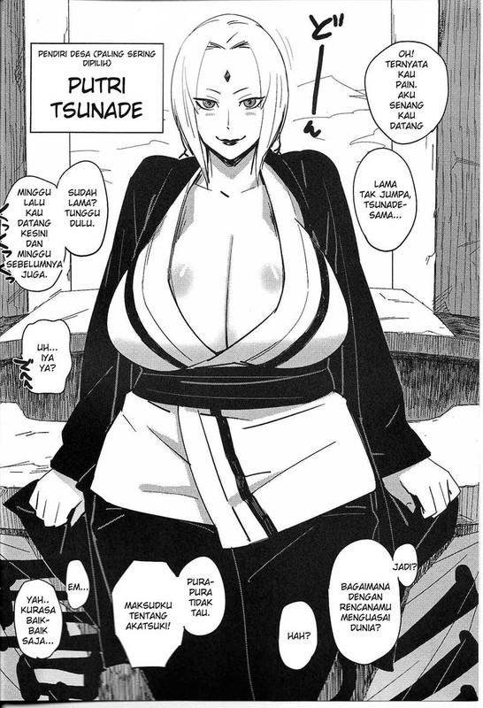 Manga Hentai Pain Ngentot Tsunade