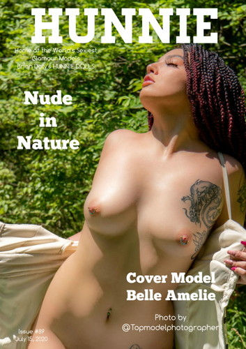 HUNNIE Issue 89. 2020