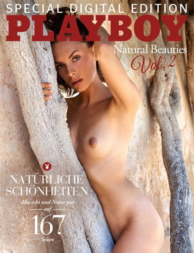 PLAYBOY GERMANY SPECIAL DIGITAL EDITION - NATURAL BEAUTIES vol.2
