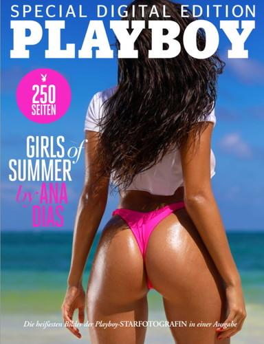 PLAYBOY GERMANY SPECIAL DIGITAL EDITION - GIRLS OF SUMMER