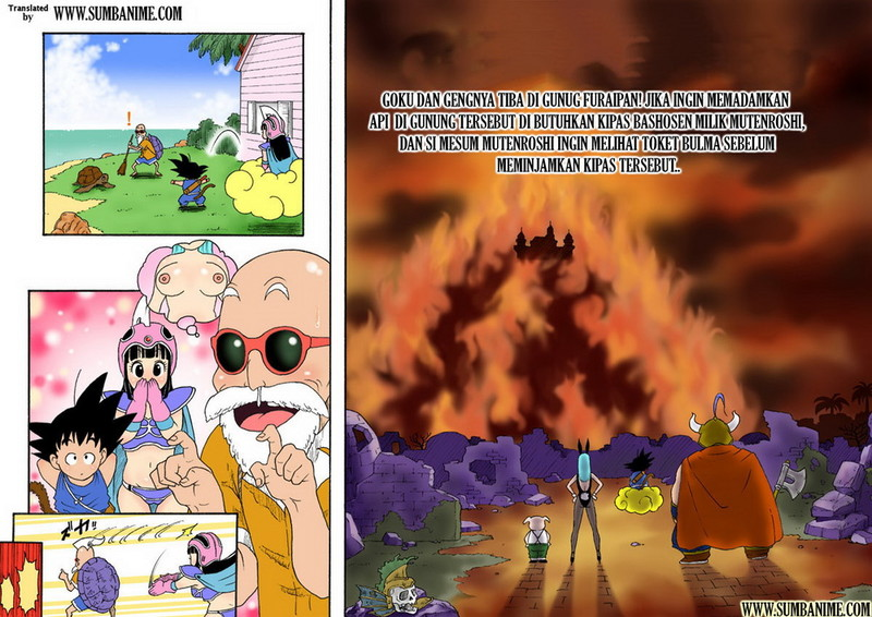 Komik Hentai Xxx Dragon Ball - Kakek Kamesenin Ngentot Cewek Montok