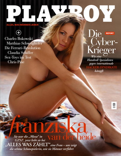 PLAYBOY GERMANY August 2020