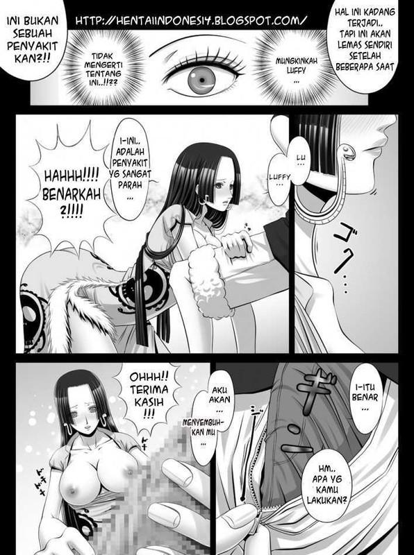 Komik Hentai Xxx One Piece - Luffy Ngentot Cewek