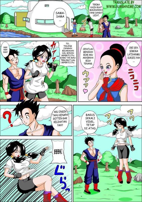 Komik Hentai Xxx Dragon ball - Menyesal Setelah Ngentot