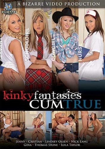 Kinky Fantasies Cum True (2016)