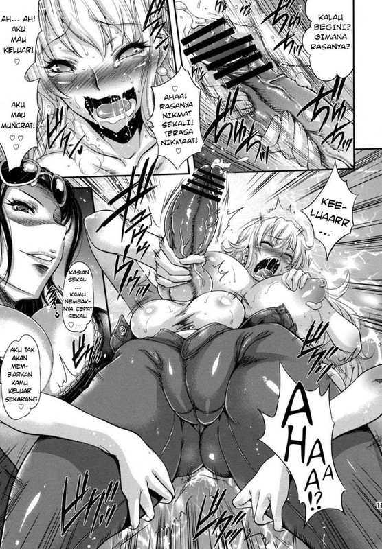 Komik Hentai Xxx Manga One Piece Lesbian Hentai