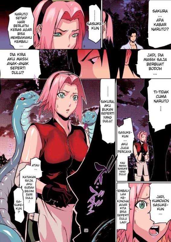 Komik Hentai XXX Sasuke Memperkosa Sakura