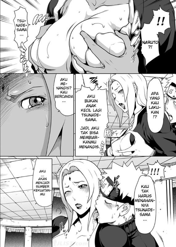 Komik Sex Hentai XXX Naruto Ngewe Tsunade Dengan Liar