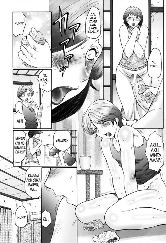 Komik Sex Hentai XXX Mama Memek Amoy