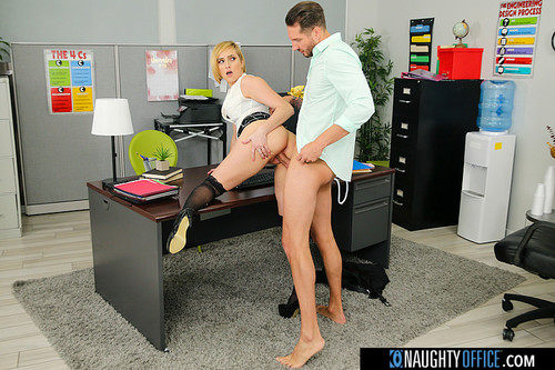 Kate England - Kate England fucks at the office (2019) SiteRip