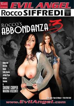 Rocco's Abbondanza 3 : Big Boob Bonanza