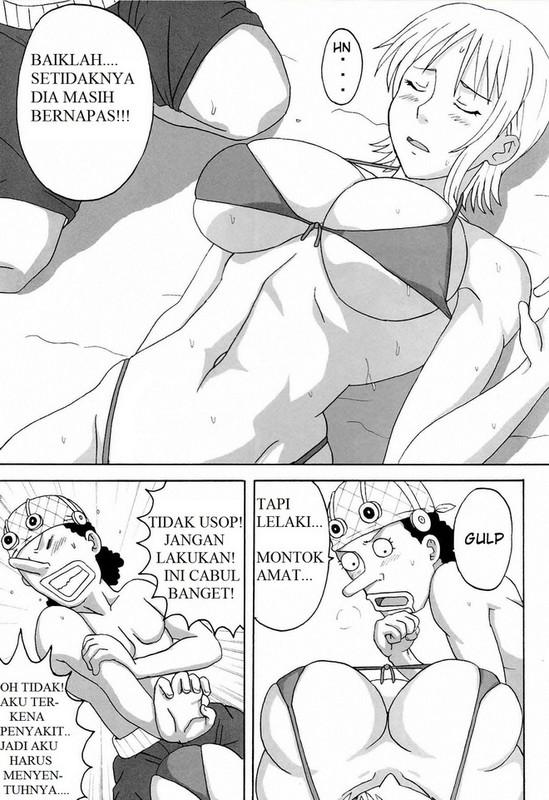 manga hentai one piece usop ngentot nami