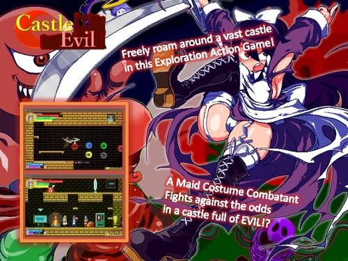 [Ebisen Works] Castle Evil (English)