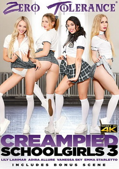 Creampied Schoolgirls 3