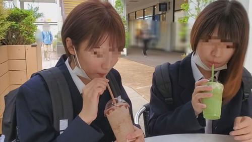 【オボワz☆ 投稿作品】ボーイッシュな美少女×華奢なGカップ・同じ中〇校の先輩後輩w