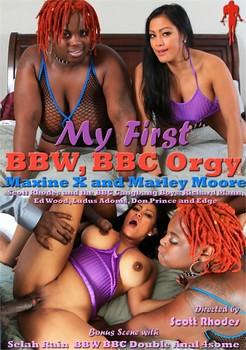 My First BBW BBC Orgy