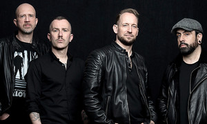 Volbeat - Rewind, Replay, Rebound: Live in Deutschland [HD Tracks] (2020)