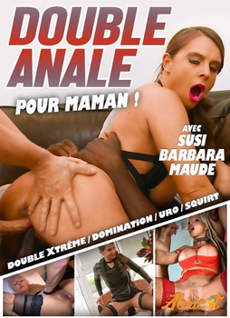 Double anale pour maman