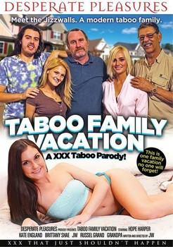 Taboo Family Vacation: An XXX Taboo Parody!
