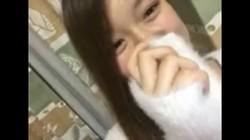 【ovz投稿作品】激カワ!J★の自撮りオナてんこ盛り(美少女)【Live346】〇非常にまれな。かわいい女の子は非常に恥ずかしがり屋のオナニー