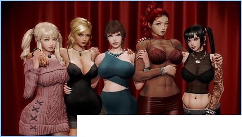 [H-Game]My_Girlfriends_Friends_V0.75[簡中](SLG)-