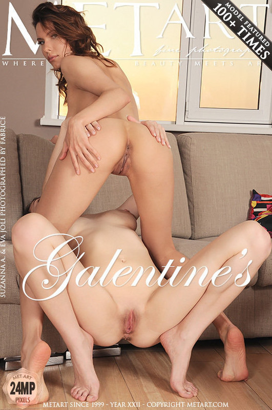 Suzanna A, Eva Jolie - Galentines (2021-02-14)